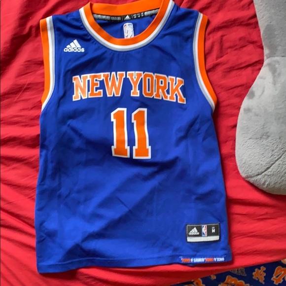 New York Knicks Frank Ntilikina Jersey
